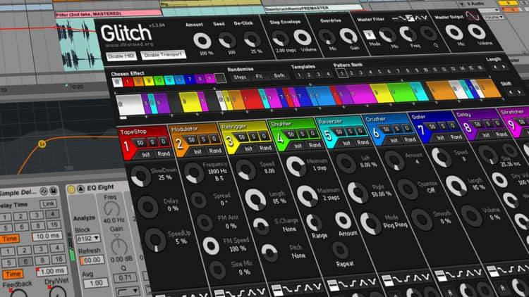 Glitch - kostenloses VST Plugin