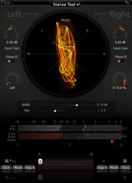 Fehler beim Abmischen vermeiden #3 - Korrelationsgradmesser in Flux Stereo Tool