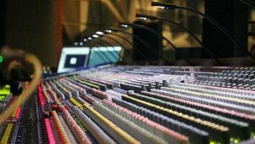 Professionelle Musikproduktion