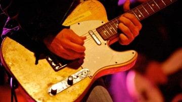 Verzerrung Gitarre