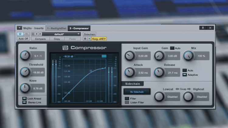 Sidechain Kompression