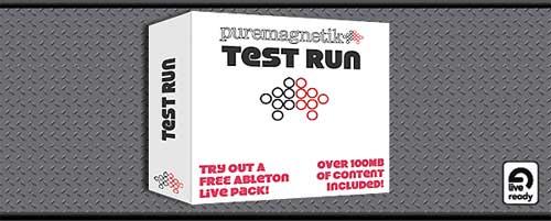 Puremagnetik Test Run - Free Samples