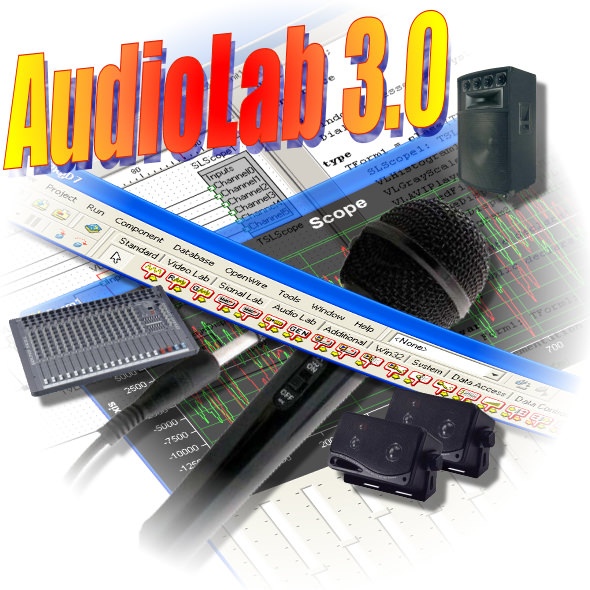 AudioLab Audio Processing Tool