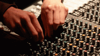 Amateur-Produktion Musik