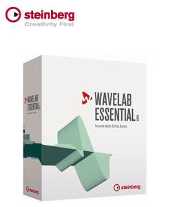 Steinberg Wavelab Essential 6