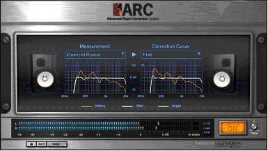 ARC Raumkorrektur-System