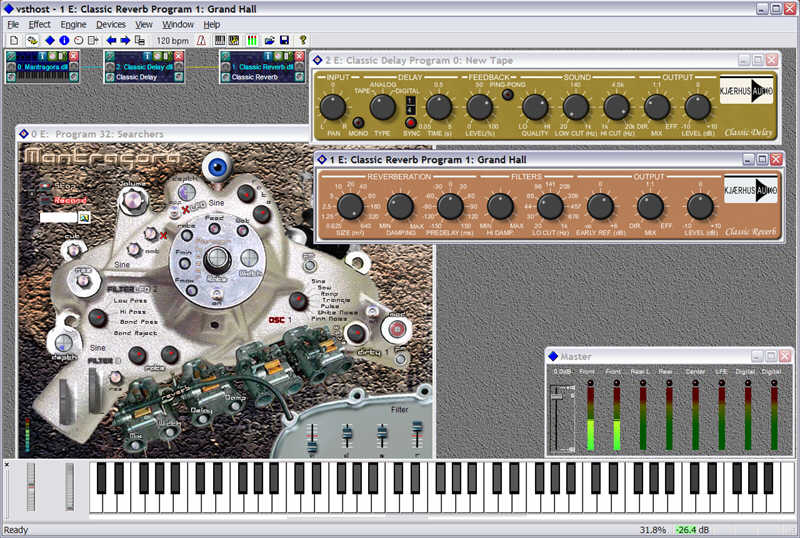 Free VST Host - Download kostenlos