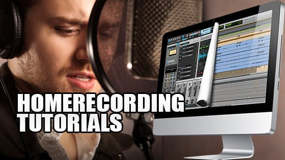 Homerecording Tutorials