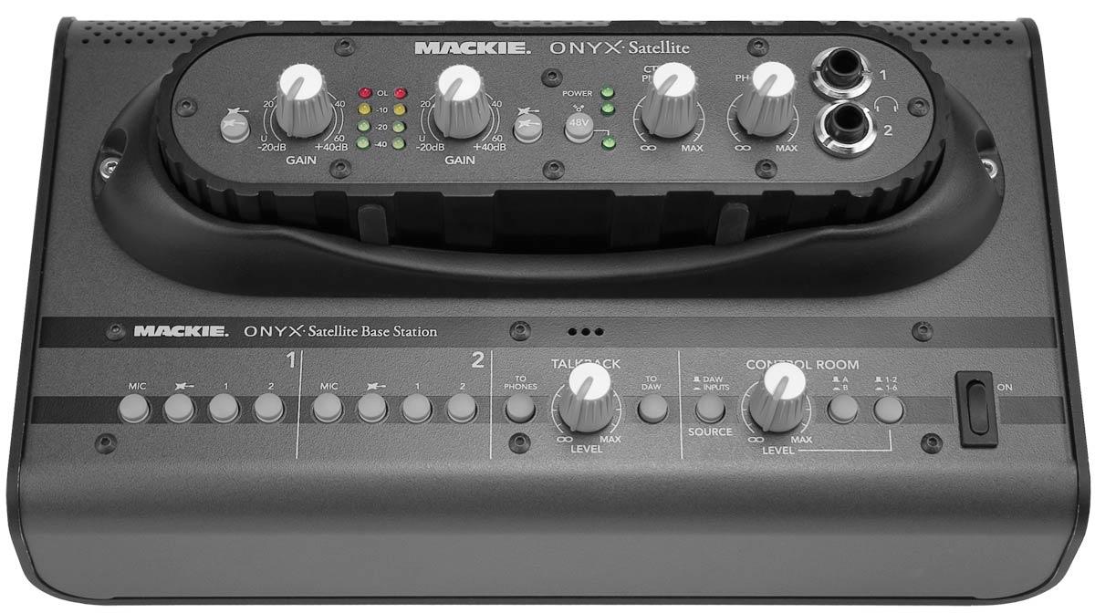 Mackie Onyx Satellite Testbericht