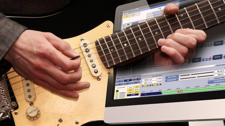 Gitarre am PC aufnehmen