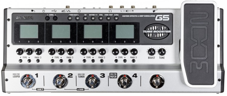 Tutorial: Gitarre am Computer aufnehmen - Zoom G5