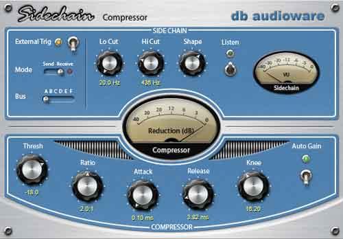 Der db audioware Sidechain Compressor - Wie er klingt, was er kann und ob sich der Kauf lohnt - Jetzt hier in diesem Testbericht.