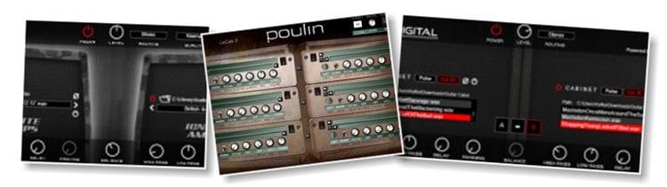 VST Plugins (Gitarre) - Loader für Cabinet-Impulsantworten