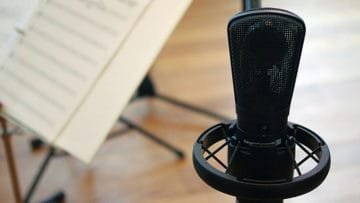 Bessere Vocalaufnahmen