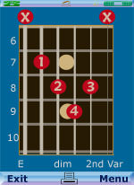 Guitar Chord Finder Pro