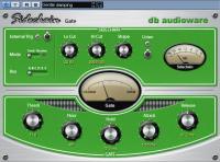 db audioware sidechain gate testbericht