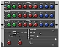 Drum Synth Groove Analogizer