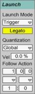 Ableton Live 7: Legato Mode