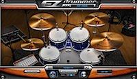 EZdrummer: Screenshot