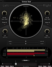 Flux Stereo Tool: Screenshot