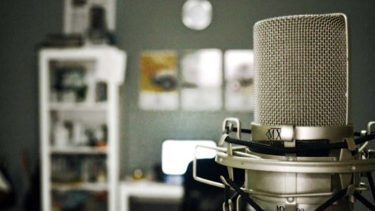 Einstieg ins Homerecording - Mikrofon