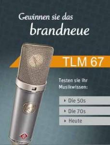 Neumann TLM67