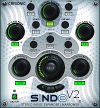 Crysonic SINDO V2: Screenshot