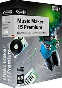 MAGIX Music Maker 15: Produktbild