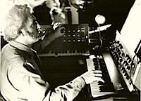 Bob Moog im Planetarium