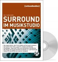 Wizoobooks Surround im Musikstudio: Produktbild