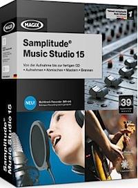MAGIX Samplitude Music Studio 15: Produktbild
