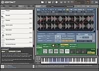 Native Instruments Kontakt 3: Screenshot