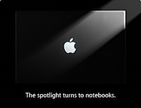 Apple Special Event: Spotlight turned to notebooks