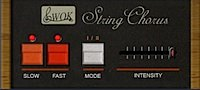 WOK StringChorus: Screenshot