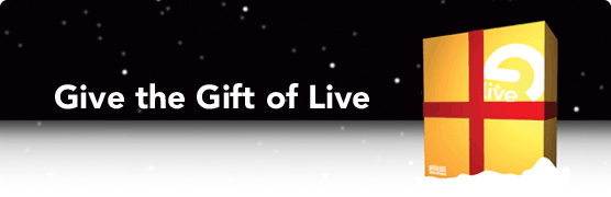 Ableton Live Holiday Special: Banner