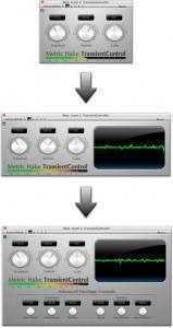 Metric Halo TransientController