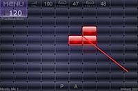 Noise.io: Achsensteuerung
