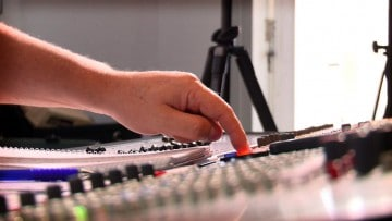 Grundlagen Tontechnik & Tonstudio