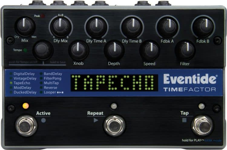Hardware Delay - Eventide TimeFactor