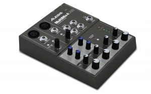Alesis MultiMix 4 USB: Podcasting leicht gemacht