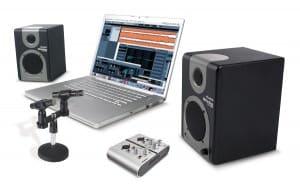 Alesis USB Recording Kit: Einfacher Einstieg in die Musikproduktion
