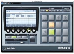 Groove Agent in Cubase 5
