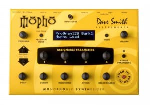 Dave Smith Mopho: Erschwinglicher Desktop Synthesizer