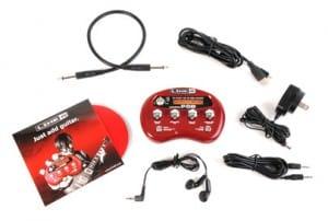 Line6 Pocket POD Pack: Übungspack für anspruchsvolle Gitarristen