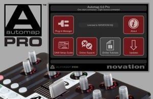 Novation Automap 3 Pro