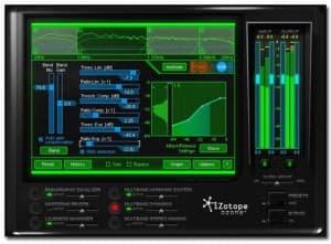 Audio Mastering mit iZotope Ozone 4