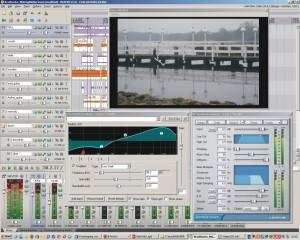 Reaper mit Videoeinbindung