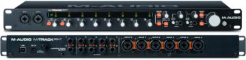 M-Audio M-Track Eight - Bestes Audio Interface für preiswertes Band Recording