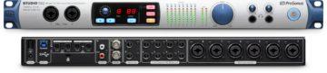 PreSonus Studio 192 - Beste Soundkarte für perfekte DAW-Integration