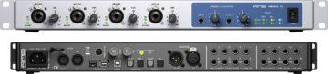 RME Fireface 802 - Beste Soundkarte als Tonstudio-Arbeitspferd